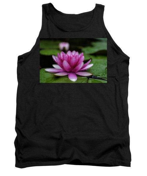 Water Lily After Rain Tank Top