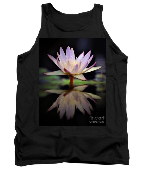 Tank Top featuring the photograph Water Lily by Savannah Gibbs