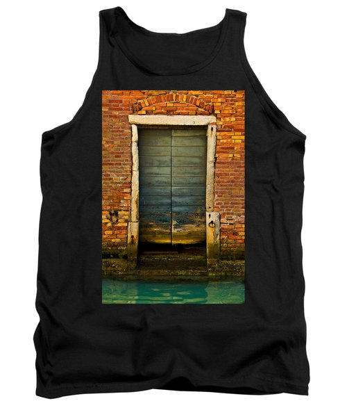 Water-logged Door Tank Top