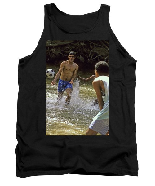 Water Soccer Tank Top