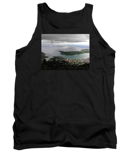 Water Spout Tank Top