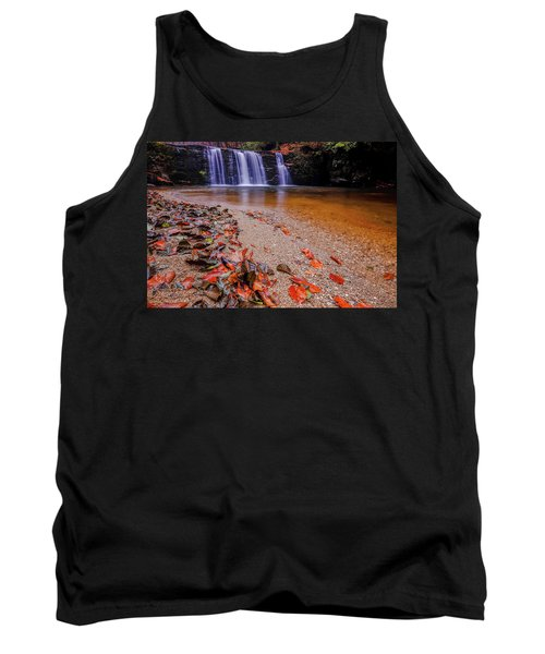 Waterfall-8 Tank Top