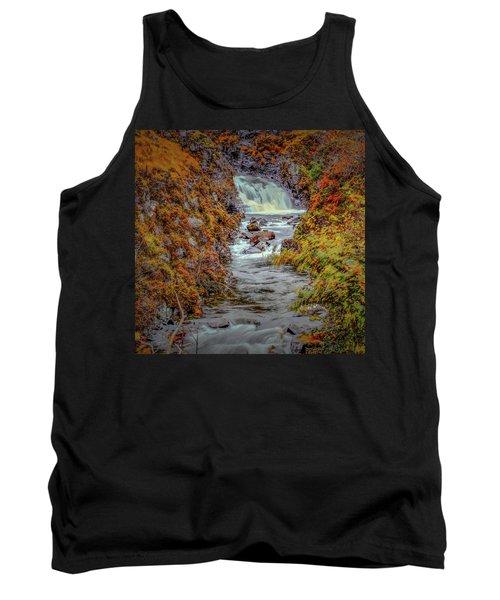 Waterfall #g8 Tank Top