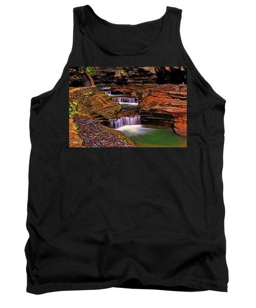 Watkins Glen State Park 014 Tank Top