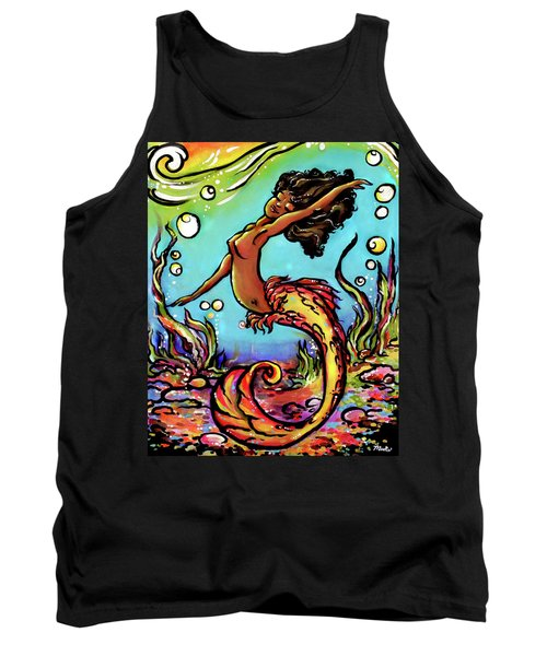 Wave Dancer  Tank Top