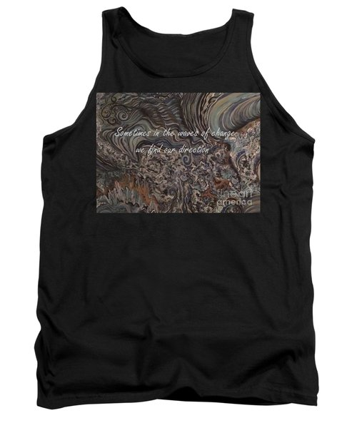 Waves Of Change Tank Top