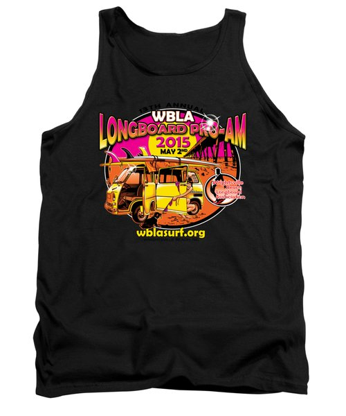 Wbla 2015 For Promo Items Tank Top by William Love