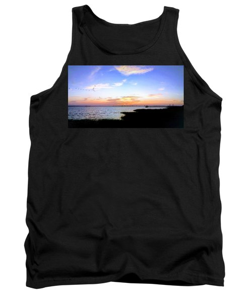 We Have Arrived Tank Top