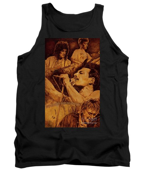 We Will Rock You Tank Top