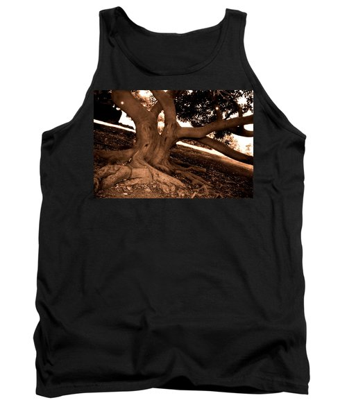 We Would -- Screaming Trees Tank Top