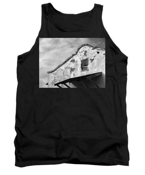 Weathered Sanctuary Tank Top