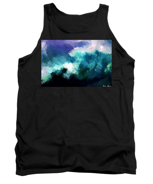 Weathering The Storm Tank Top