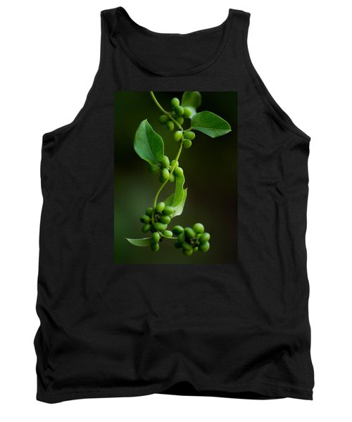 Weaving Vines Tank Top by Shelby  Young