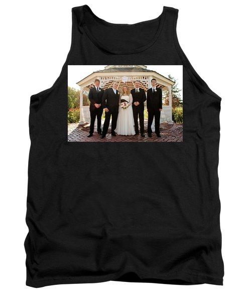 Wedding 2-5 Tank Top