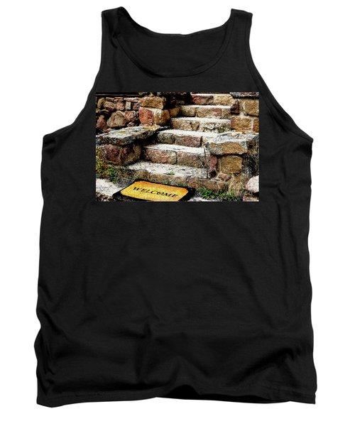 Welcome Steps Tank Top