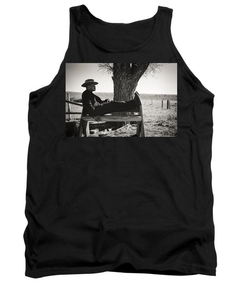 Welcome To Flavor Country Tank Top