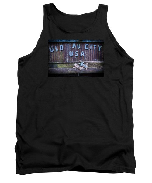 Welcome To Old Car City Tank Top