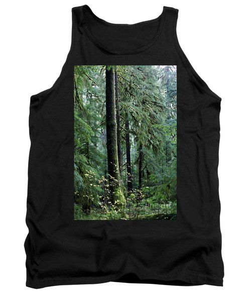 Welcome To The Woods Tank Top by Jane Eleanor Nicholas
