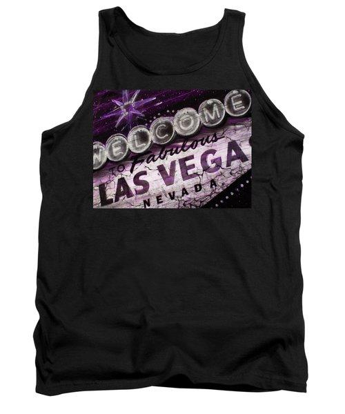 Vegas Baby Tank Top
