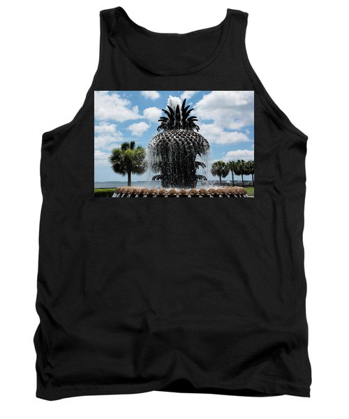 Welcome Y'all Tank Top by Ed Waldrop