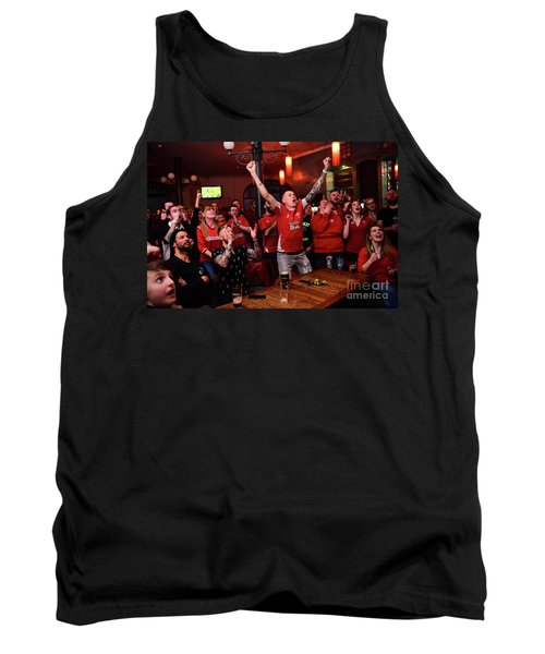 Welsh Rugby Fans Tank Top