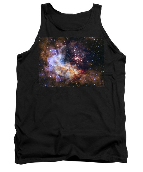 Westerlund 2 - Hubble 25th Anniversary Image Tank Top