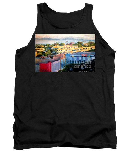 Western Part Of Sorong Town Tank Top