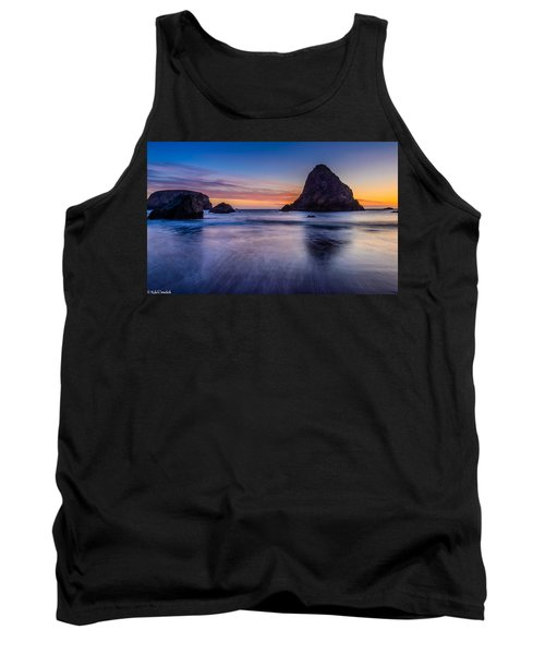 Whaleshead Beach Sunset Tank Top