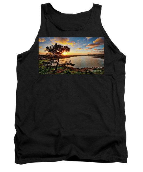 What A Glow At The Batiquitos Lagoon Tank Top