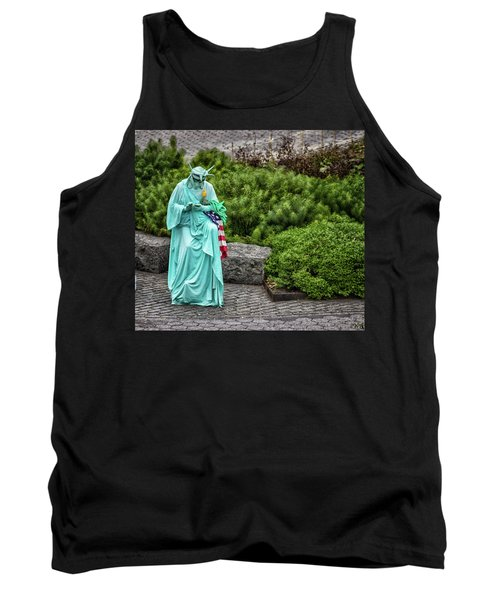 What A Liberty Tank Top