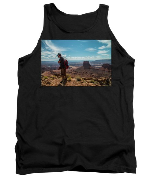 What A View Tank Top