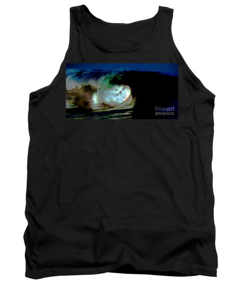 What Is It Fantasy Fusion Accidental Discovery Art  Psychedelic Tank Top