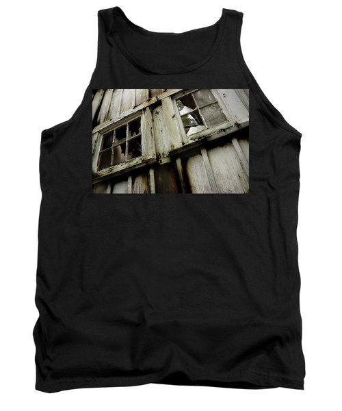 Tank Top featuring the photograph What Lies Within by Mike Eingle