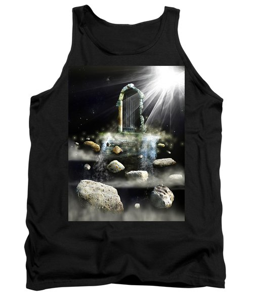 What's The Next Step  Tank Top
