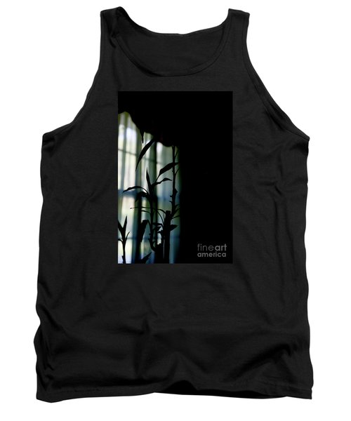 Tank Top featuring the photograph When It Wears The Blue Of May by Linda Shafer
