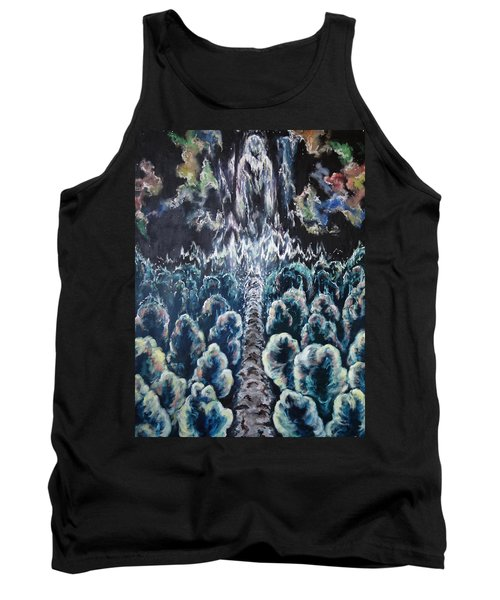 When The Journey Is Done Tank Top