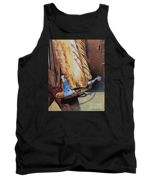 When Work Is Play Tank Top