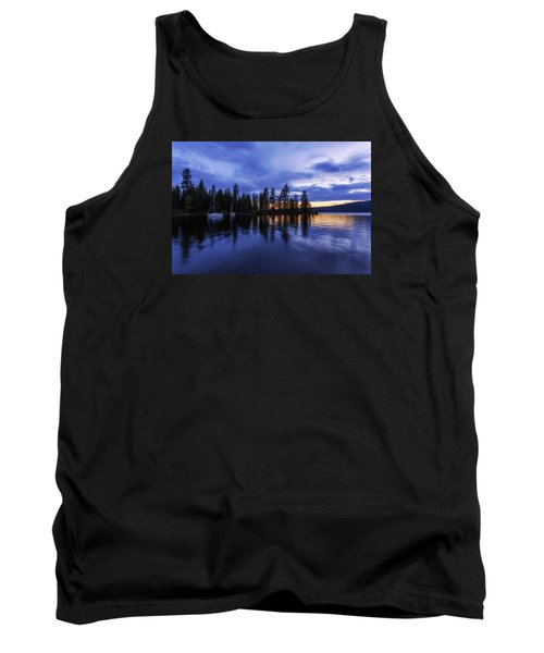 Where Are The Ducks? Tank Top