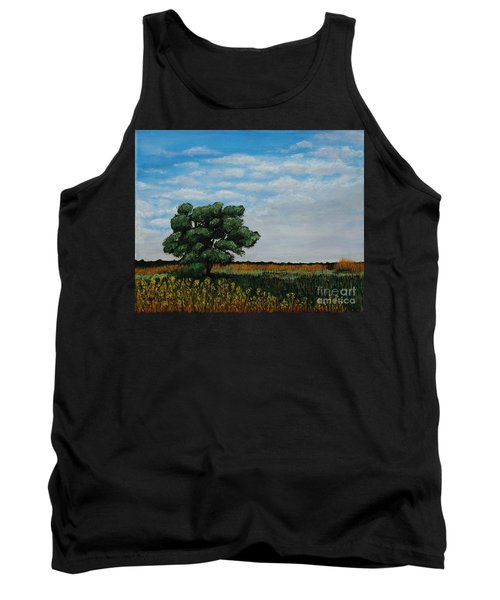 Where The Fields Meet Tank Top