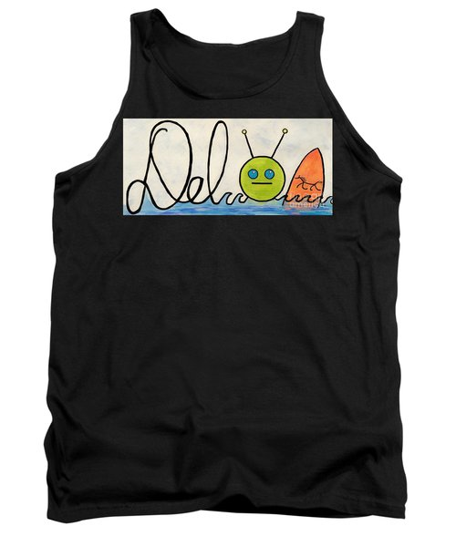 Where The Turf Meets The Surf Tank Top