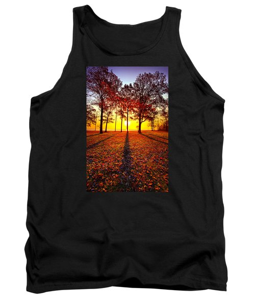 Where You Have Been Is Part Of Your Story Tank Top