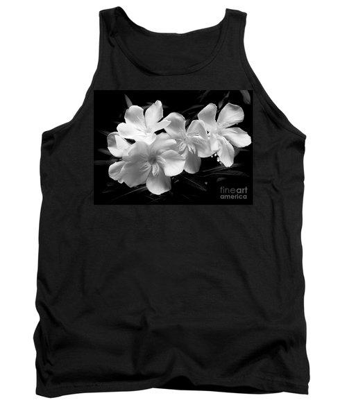 White Oleander Tank Top
