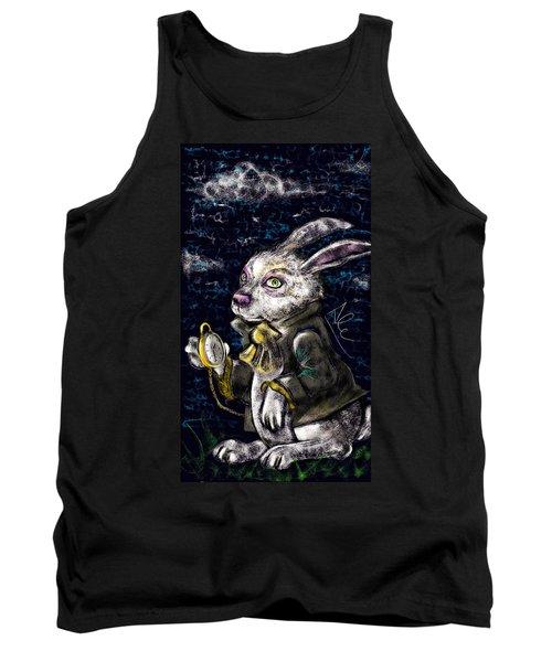 White Rabbit Tank Top