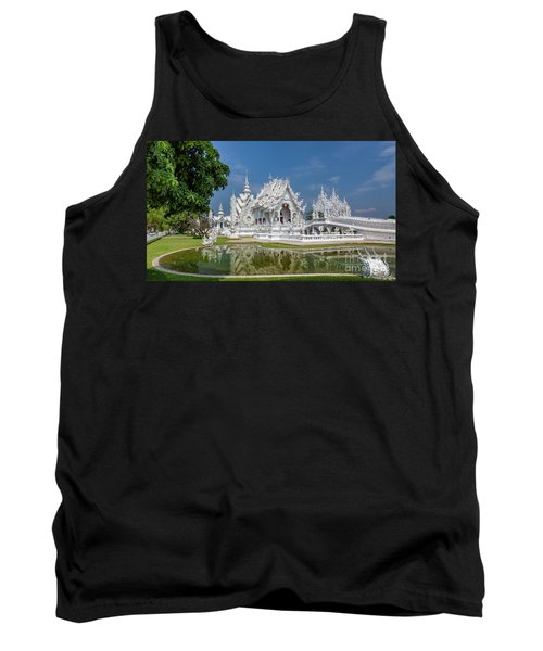 White Temple Thailand Tank Top