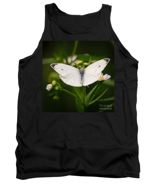 White Wings Of Wonder Tank Top