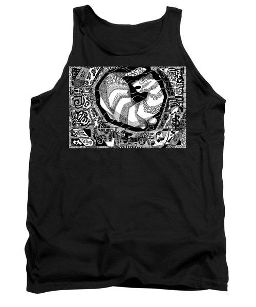 Whitetiger  Tank Top