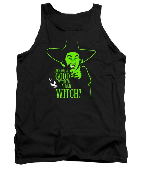 Wicked Witch Of West Tank Top