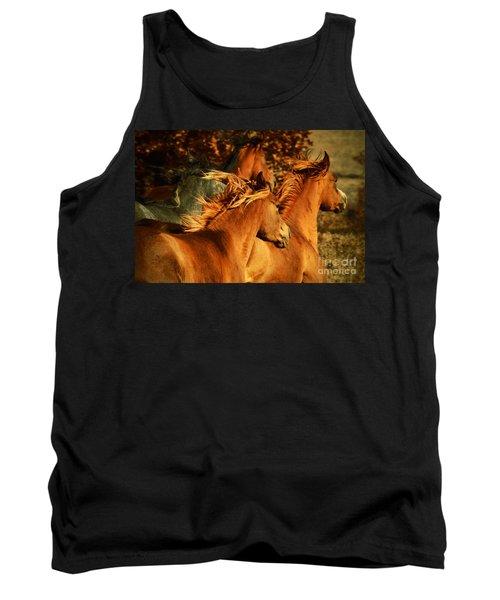 Wild Horses Tank Top