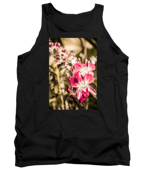 Wild Orchids Tank Top