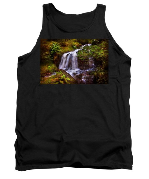 Wilderness. Rest And Be Thankful. Scotland Tank Top
